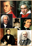 Compositores famosos